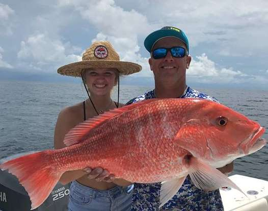 2019 Texas Red Snapper Season