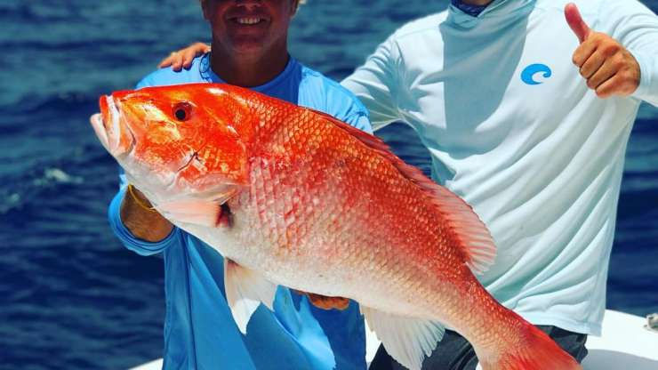 Freeport, Texas Fishing Report – Summer Time Hot Fishing Action