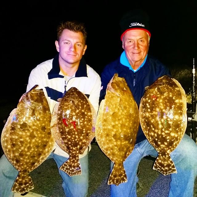 Fall in Texas – It is Flounder Gigging Time