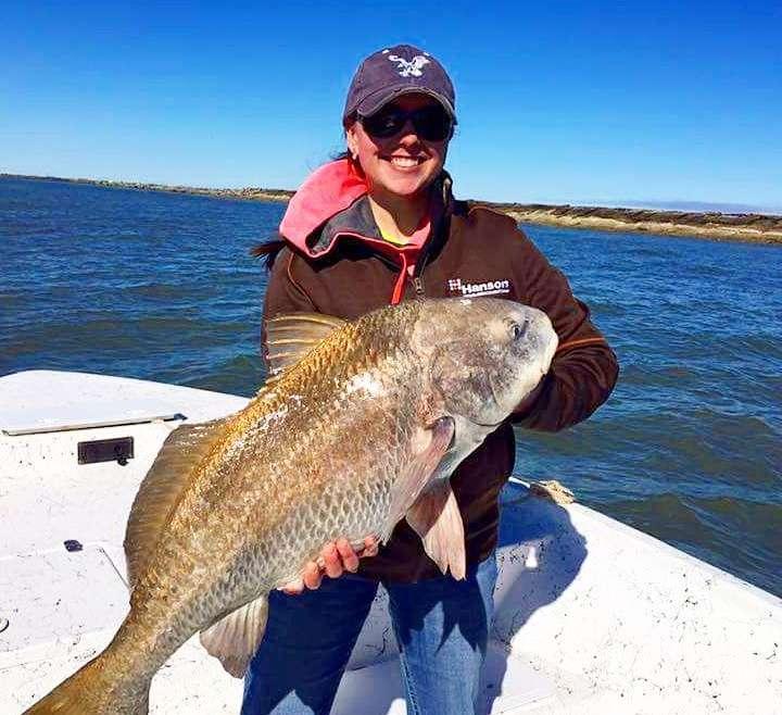 Freeport Texas Spring Break Fishing
