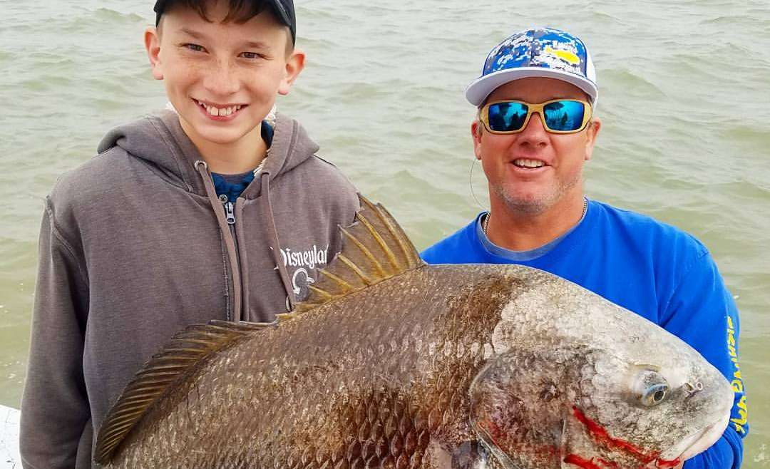 Freeport Texas Fishing Report – Spring is Here and the Fish Know It!