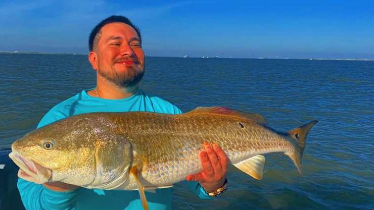 Freeport, Texas Fishing Reports – Red October on the Texas Coast