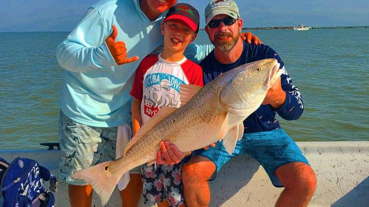 Freeport Texas Fishing Reports – A Hint of Fall in the Air on the Texas Gulf Coast